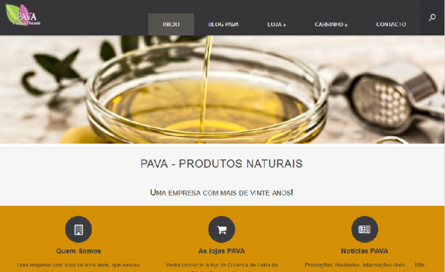 PAVA – Produtos Naturais