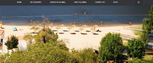 Praia do Alamal