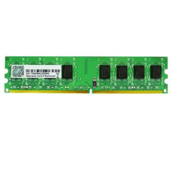 1GB DDR2 800 MEMORIA RAM (1X1GB) CL5 G.SKILL VALUE SERIES N