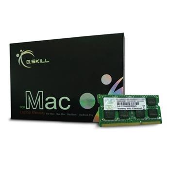 4GB DDR3 1066 MEMORIA SO-DIMM (1X4GB) CL7 G.SKILL SQ APPLE