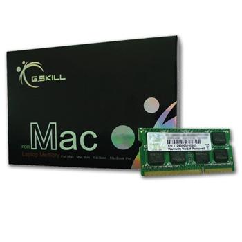 4GB DDR3 1600 MEM SO-DIMM (1X4GB) CL11 G.SKILL SQ APPLE