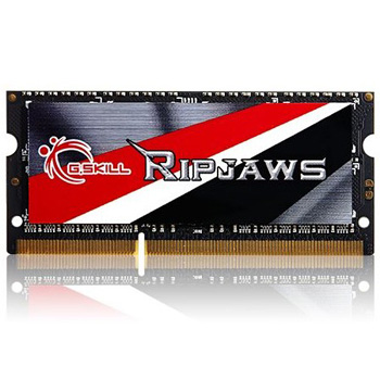8GB DDR3 1600 MEMORIA SO-DIMM (1X8GB) CL9 G.SKILL RIPJAWS