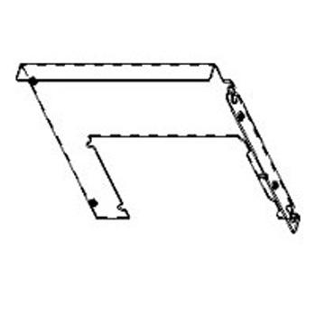 BRACKET PSU RM312/313/314,P2G-6510P