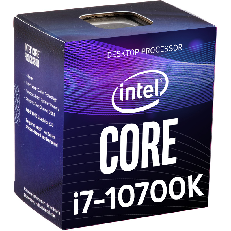 I7 10700K 1200 3.8 A 5.1GHZ 16M 8C16T 125W IN BOX