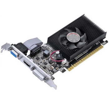 PLACA GRAFICA NVIDIA GT210 1GB DDR3 D-SUB DVI HDMI LP