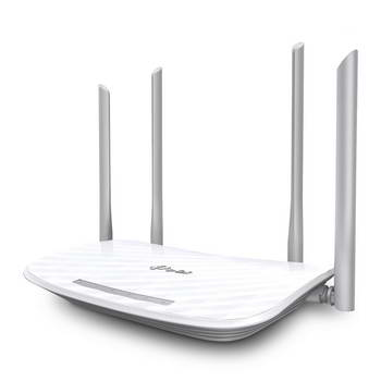 ROUTER TP-LINK DB WIRELESS AC 1200MBPS 10/100MBPS ARCHER C50