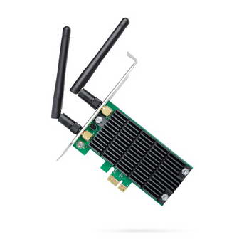 PLACA PCIE WIRELESS AC1200 TP-LINK ARCHER T4E