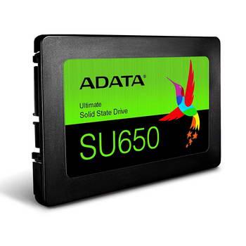 SSD 2.5P ADATA SU650 480GB SATA3 520/450MB/S 3D TLC