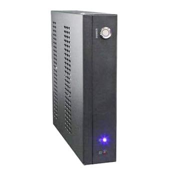 CAIXA SLIM EUROSYS A-ITX-001 BLACK MINI-ITX