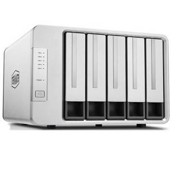 CAIXA EXTERNA PARA 5 DISCOS RIGIDOS SATA 2.5/3.5 OU 5 SSD