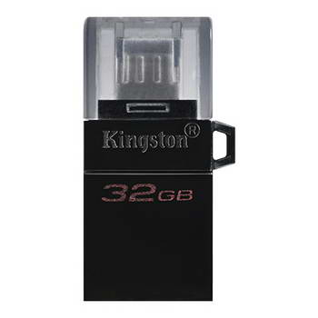 FLASH MEMORY 32GB KINGSTON DATATRAVELER MICRODUO3.0 G2 OTG