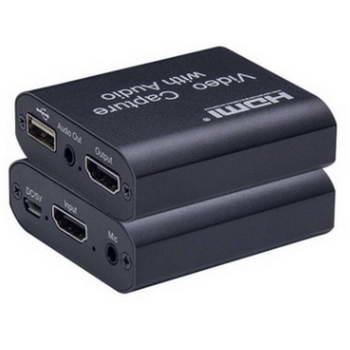 PLACA DE CAPTURA HD60NS2 HDMI USB 3.0 PASS-THROUGH 4K/1080P