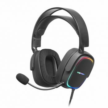 HEADSET GAMER MARS GAMING MHAxRGB FLOW 3,5MM STEREO MIC