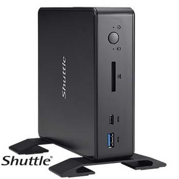 NUC SHUTTLE INTEL I5 8265U 3.9GHZ HDD 2.5 M.2 USB3.2 RS232
