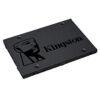 SSD 2.5P KINGSTON A400 120GB, SATA3, ATé 500/320MBPS, TLC