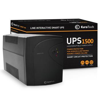 SMART UPS 1500VA / 900W 1USB 2RJ45 3SCHUKO - Q2