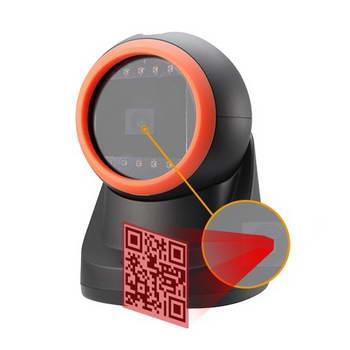 SCANNER LASER BALCAO 2D USB PRT